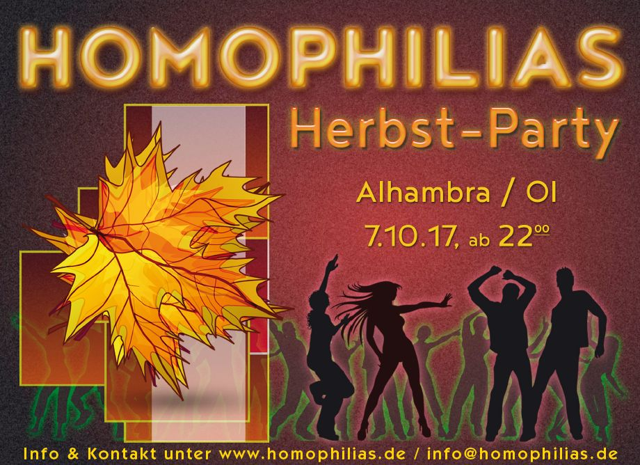 Party pur am 7. Oktober 2017